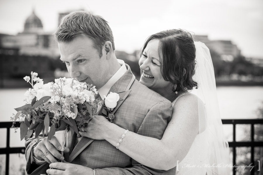 Susan + Ty Are Married | Illinois Wedding Photographers